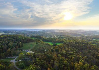 explore-drone-arial-landscape-mohican-state-park-inn-at-honey-run